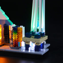 Load image into Gallery viewer, Briksmax Light Kit For Lego Tokyo 21051
