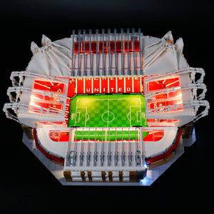 Briksmax Light Kit For Lego Old Trafford - Manchester United 10272