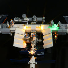 Load image into Gallery viewer, Briksmax Light Kit For Lego International Space Station 21321