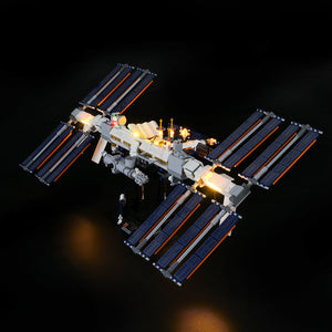 Briksmax Light Kit For Lego International Space Station 21321