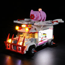 Load image into Gallery viewer, Briksmax Light Kit For Lego Monkie Kid Pigsy's Food Truck 80009