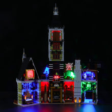 Load image into Gallery viewer, Briksmax Light Kit For Lego Buildings Haunted House 10273