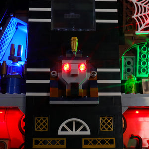 Briksmax Light Kit For Lego Buildings Haunted House 10273