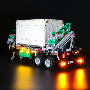 Briksmax Light Kit For Lego Mack Anthem 42078