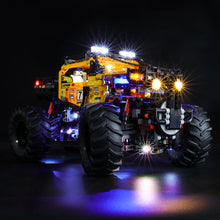 Load image into Gallery viewer, Briksmax Light Kit For Lego 4X4 X-treme off-roader 42099