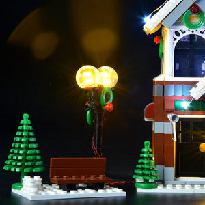 Briksmax Light Kit For Lego Expert Winter Toy Shop 10249