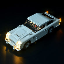 Load image into Gallery viewer, Briksmax Light Kit For Lego James Bond Aston Martin DB5 10262
