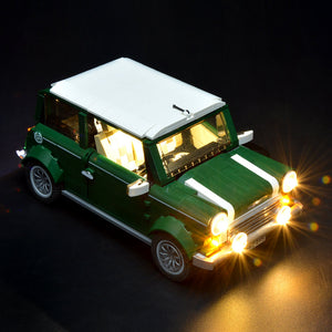 Briksmax Light Kit For Lego Creator Mini Cooper 10242