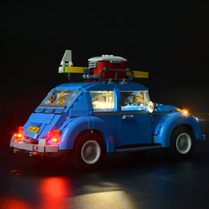 Briksmax Light Kit For Lego Volkswagen Beetle 10252