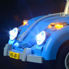 Load image into Gallery viewer, Briksmax Light Kit For Lego Volkswagen Beetle 10252