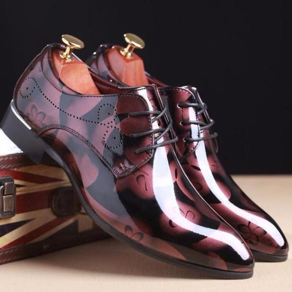 MEN SHOES AIDEN OXFORD SHOES