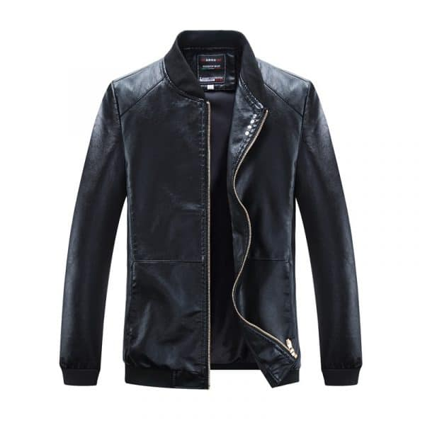 Journey Leather Jacket