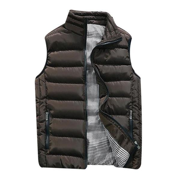 Geddss Casual Winter Warm Vest