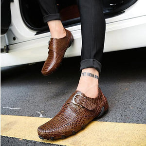 Men Classic Round Toe Wedding Shoes Genuine Leather Short Boots With fur