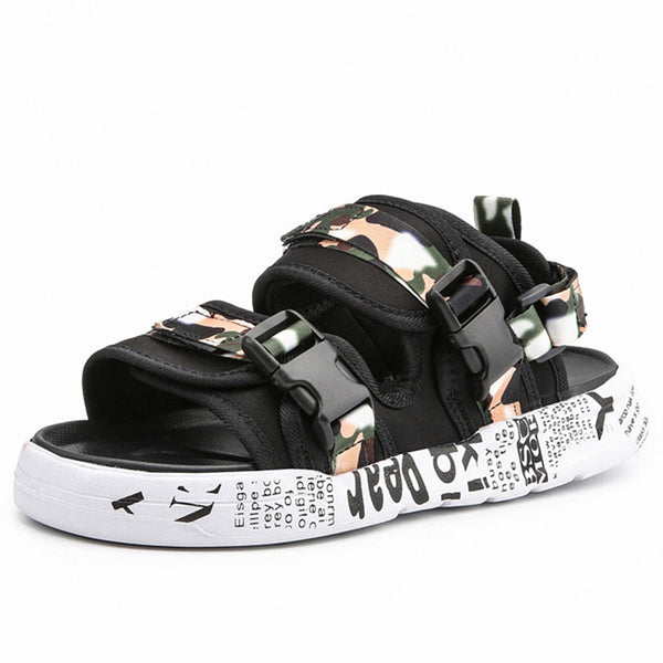 Fashion men's beach casual outdoor lightweight sports sandals