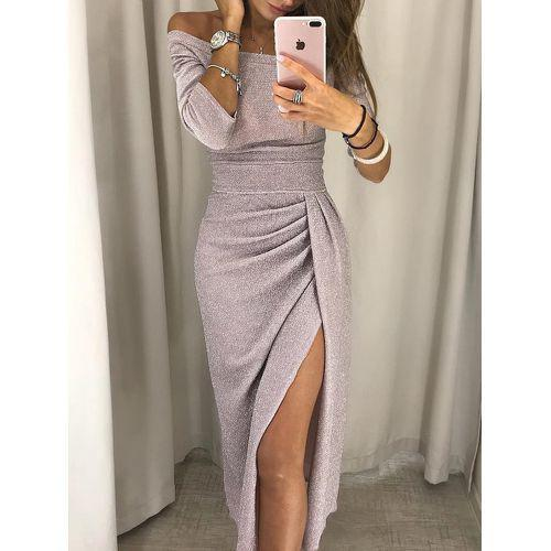 Geddss Women Sexy Dress