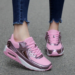 Breathable Sneakers Casual Sports Couple Shoes