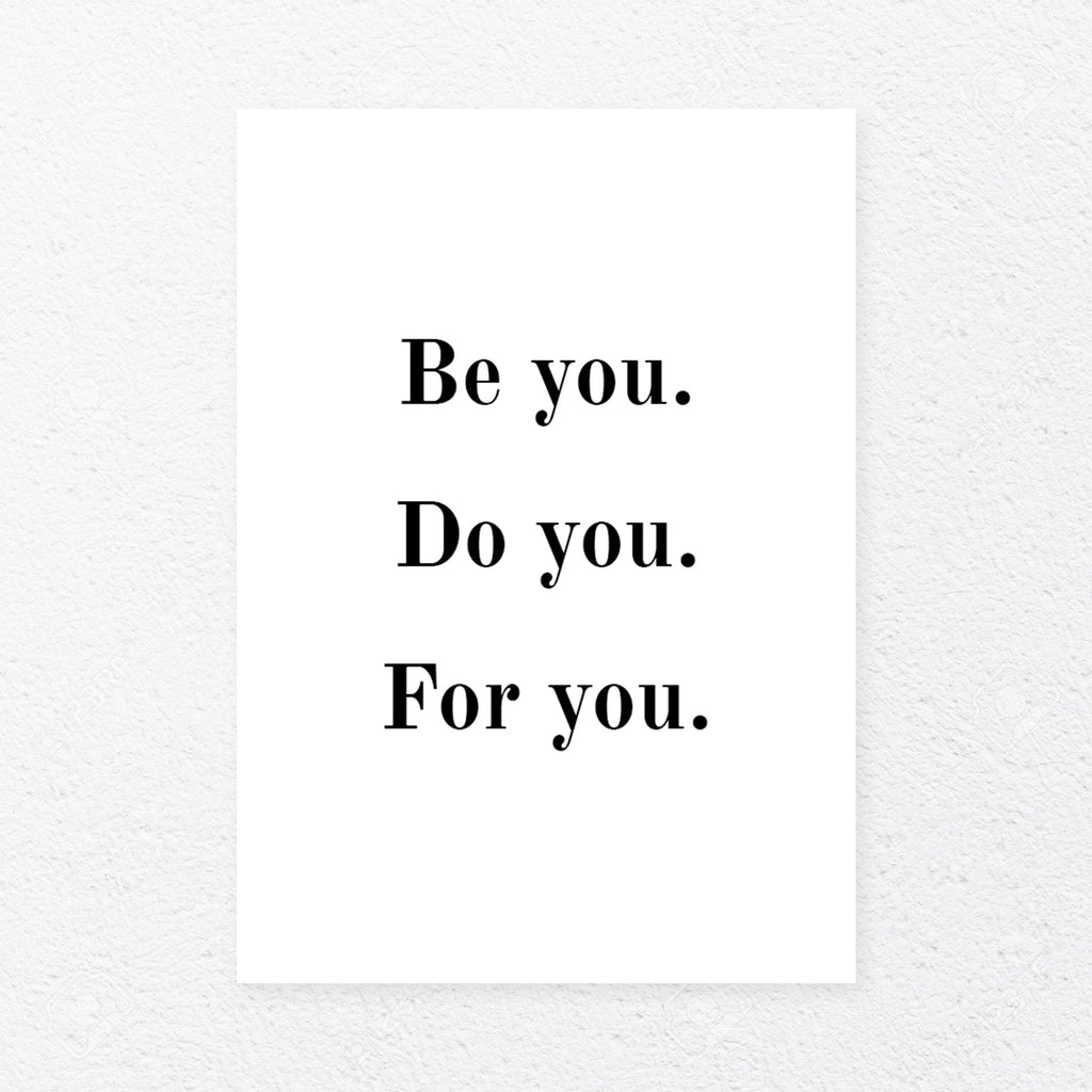 Be you. Do you. For you., , Heimekoseleg