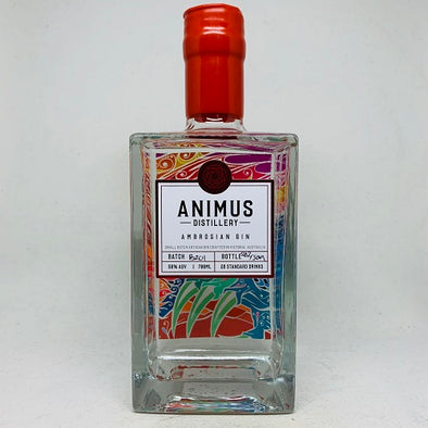 Animus Ambrosian Gin 700ml