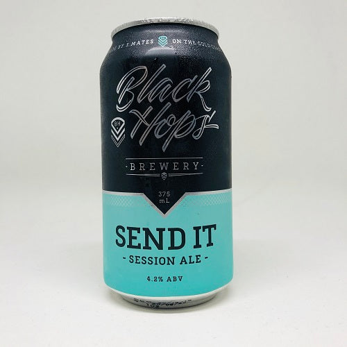 Black Hops Send It Session Ale