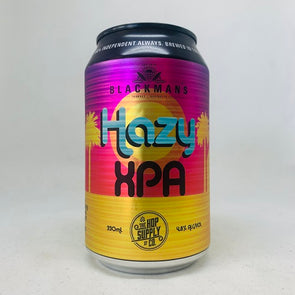 Blackmans x Hop Supply Co Hazy XPA