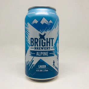 Bright Alpine Lager