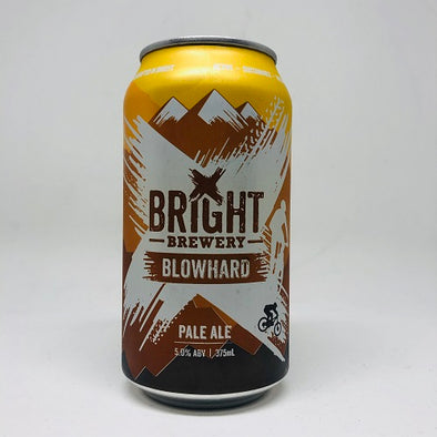 Bright Blowhard Pale Ale