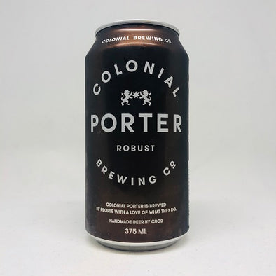 Colonial Robust Porter