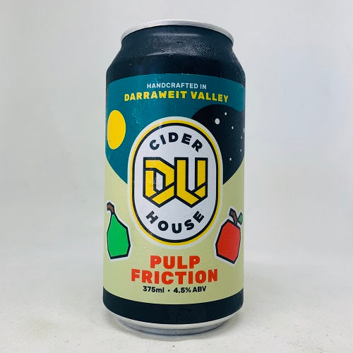 Darraweit Valley Pulp Friction Apple & Pear Cider