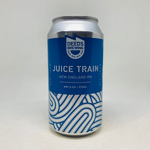 Deeds Juice Train