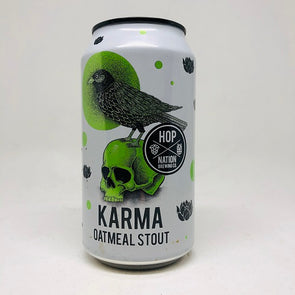 Hop Nation Karma Oatmeal Stout