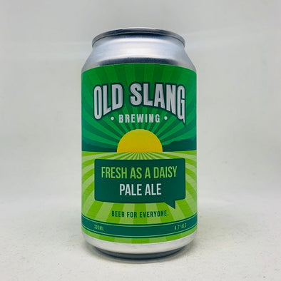 Old Slang Fresh As A Daisy Pale Ale