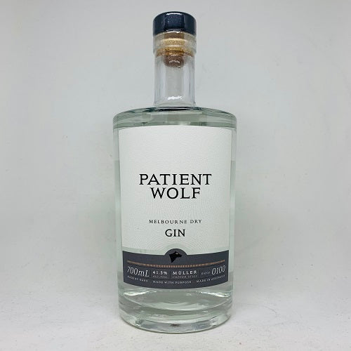 Patient Wolf Melbourne Dry Gin