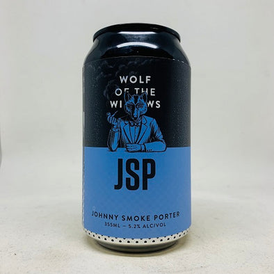 Wolf Of The Willows JSP Johnny Smoke Porter