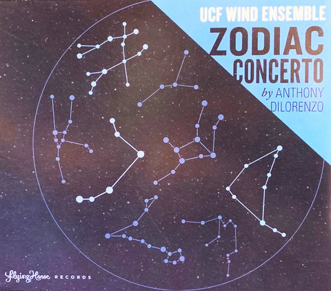 UCF Wind Ensemble (Zodiac Concerto) CD