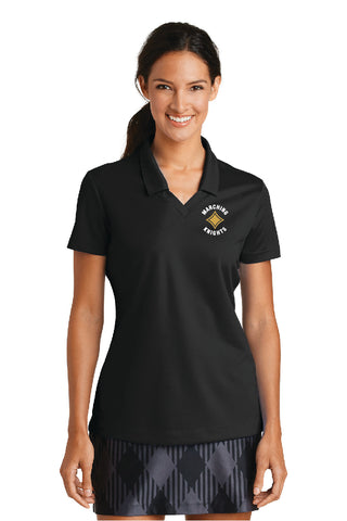 Diamond Logo - Ladies Polo (NIKE)