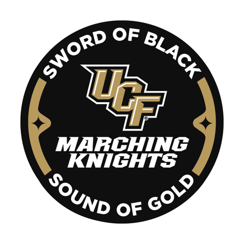 UCF Marching Knights Magnet