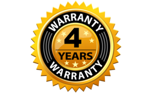 4 Year Extended Warranty