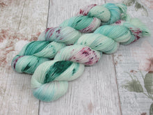 Load image into Gallery viewer, Merino Bamboo Lace 50g in Sea Glass Colourway