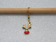 Load image into Gallery viewer, Rudolph Stitch Marker / Progress Keeper