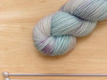Load image into Gallery viewer, Baby Alpaca DK 50g in Bubblegum Blue colourway