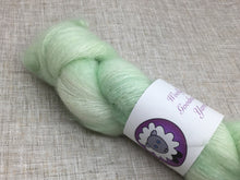 Load image into Gallery viewer, Kid Mohair and Silk 50g in Spring Green Colourway