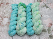 Load image into Gallery viewer, Merino Bamboo 4ply 50g + 20g mini in Siren's Call colourway
