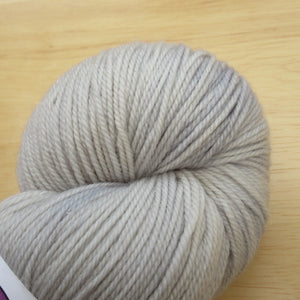 MCN 4ply 100g in soft grey colourway