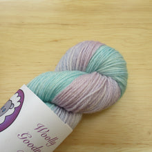 Load image into Gallery viewer, Merino Bamboo 4ply 50g in Magical colourway