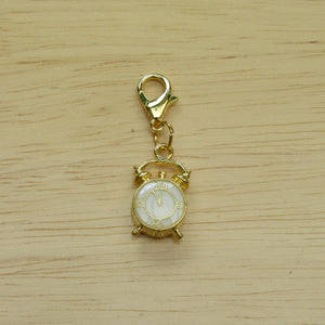 Clock Stitch Marker / Progress Keeper