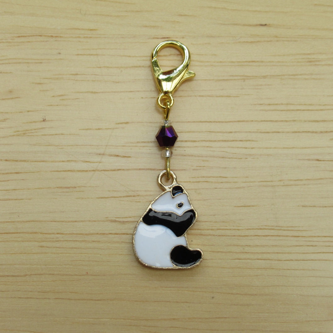 Panda Stitch Marker / Progress Keeper