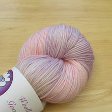 Load image into Gallery viewer, Merino Silk 4ply 100g in Love Hearts colourway