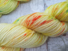 Load image into Gallery viewer, Merino Bamboo 4ply 50g in Golden Harvest colourway