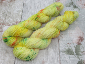 Merino Bamboo 4ply 50g in Golden Harvest colourway